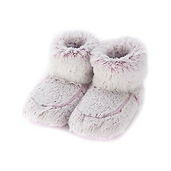 Warmies Pink Marshmallow Boots