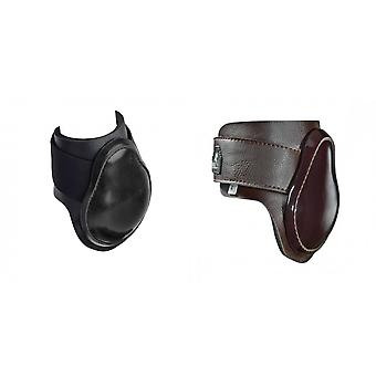 Masta Leather Look Neoprene Fetlock Boots