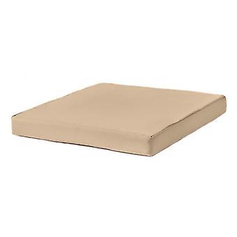 Gardenista Outdoor Istuintyyny tyynyt rottinki huonekalut | Puutarhakalusteet Tyynyt | Vedenkestävä Patio Täyte | Mukava & Kevyt | 65x67x7cm (kivi istuintyyny)
