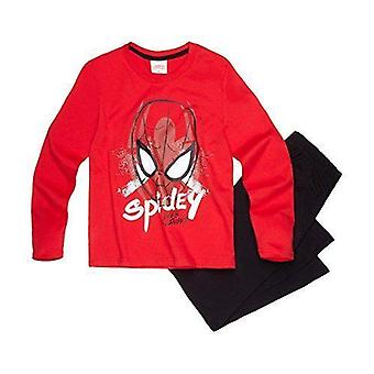 Spiderman jungen Pyjama-Set