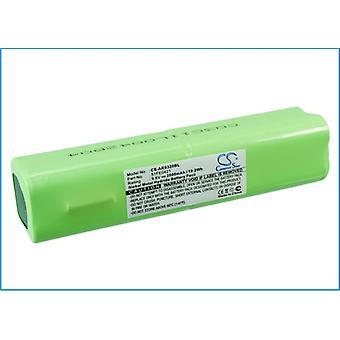 Barcode Scanner Battery for Allflex 51FE0421 PW320 RS320 9.6V Ni-Mh CS-ARS320BL