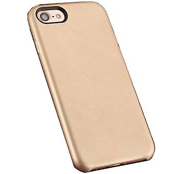 Slim soft silicone leather iphone 6 case