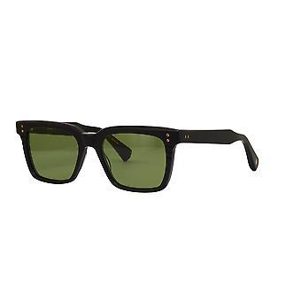 DITA Sequoia DRX2086 AT Matte Black/Vintage Green Glasses