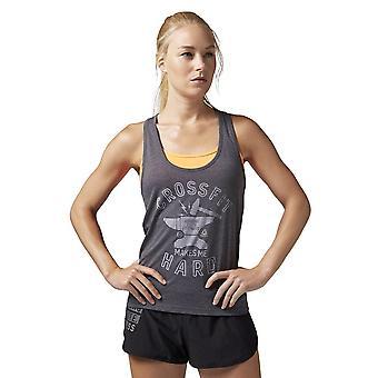 Reebok Rcf Graafinen Tank Kova AJ1797 juoksu kesä naisten t-paita