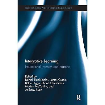 الدولي التعلم التكاملي للبحث والممارسة دانيال آند بلاكشيلدس