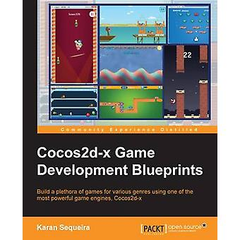 Cocos2dx game ontwikkeling blauwdrukken door Karan Sequeira