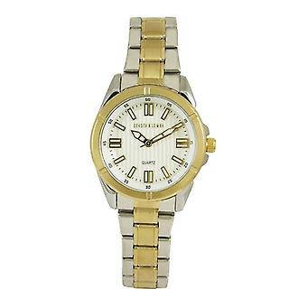 Ladies'Watch Devota &Lomba DL005W-0102WHITE (31 mm) (Ø 31 mm)
