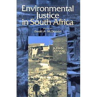 Umweltgerechtigkeit in Südafrika durch David A. McDonald - 97808214