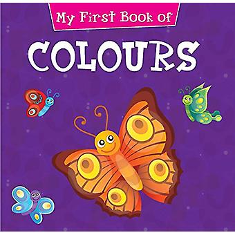 My First Book of Colours by Pegasus - 9788131943748 Book