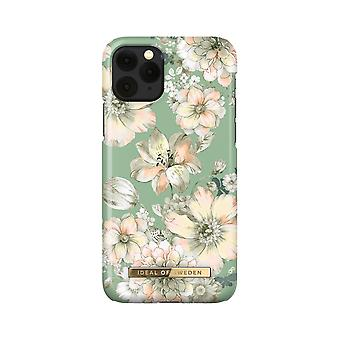 iDeal Ruotsin iPhone 11 Pro / XS / X kuori - Vintage Bloom