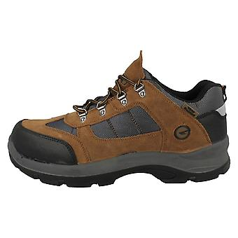 Hi-Tec Safehike Mens Low Safety Boots