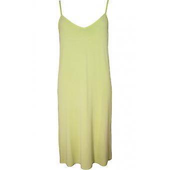 A Postcard from Brighton Ursula Leaf Green Jersey Dress