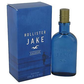 Hollister Jake Blue Eau De Cologne Spray By Hollister 1.7 oz Eau De Cologne Spray