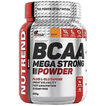 Nutrend BCAA Mega Strong Powder Watermelon 500 g