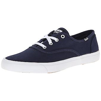 Keds Womens Triumph Canvas Low Top Lace Up Fashion Sneakers