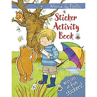 Winnie-the-Pooh's Sticker Activity Book by DISNEY PUBLISHING WORLDWID