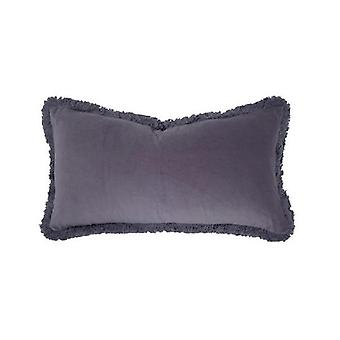 Bambury Velvet Cushion Filled 30X60Cm