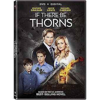 If There Be Thorns [DVD] USA import
