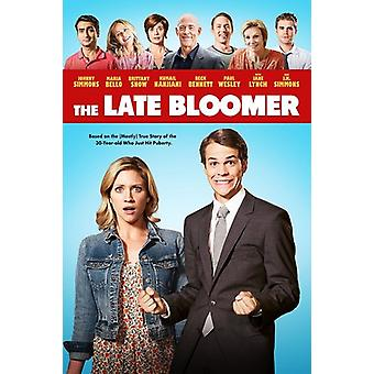 Late Bloomer [DVD] USA import