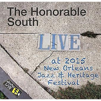Honorable South - Jazzfest 2015 [CD] USA import