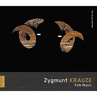 Krauze / Gasowski - Folk Music [CD] USA import