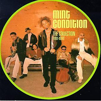 Mint Condition - 1991-98-collectie [CD] USA importeren
