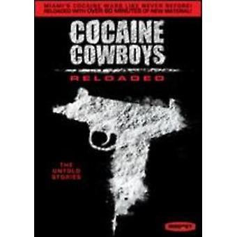 Cocaine Cowboys-Reloaded [DVD] USA import