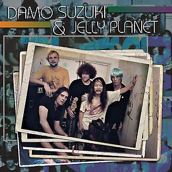 Suzuki*Damo / Jelly Planet - Damo Suzuki & Jelly Planet [CD] USA import