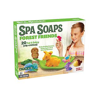 Smart lab - spa soap forest friends
