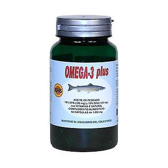 Omega 3 Plus 60 capsules