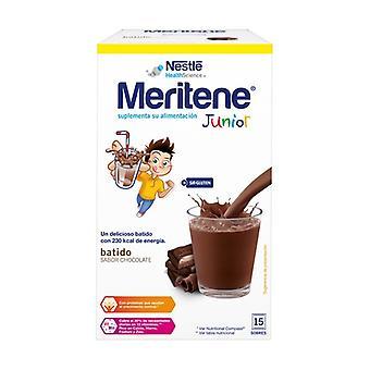 Meritene Junior Chocolate Shake 15 packets of 30g
