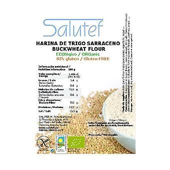 Buckwheat flour ECO 300 g of powder