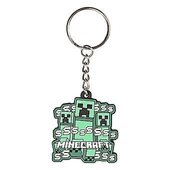 Minecraft, Keychain - Creeper Rush