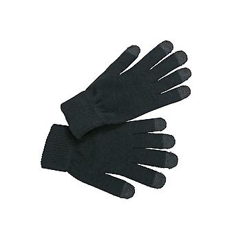 Myrtle Beach Adults Unisex Touch Screen Knitted Gloves