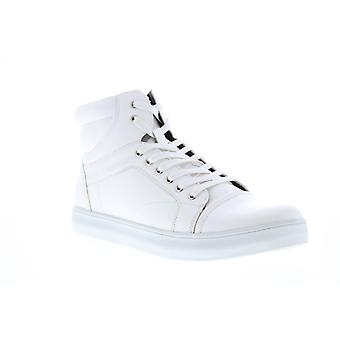 Unlisted by Kenneth Cole Drive Sneaker B Mens White High Top Sneakers Shoes