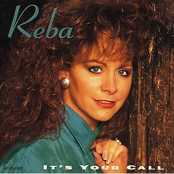 Reba McEntire - It's Your Call [CD] USA import