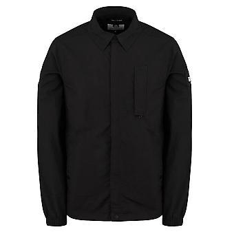 Weekend Offender Sorvino Lightweight Jacket - Black