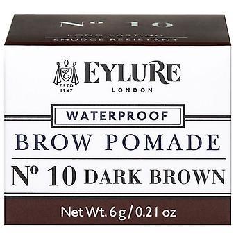 Eylure Waterproof Brow Pomade - Marrom Escuro - Resistente a Longa Duração e Smudge