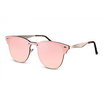 النظارات الشمسية النساء بانتو halbrandlos كات. 3 وردي / وردي