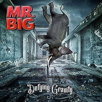 Mr Big - Defying Gravity [Vinyl] USA import