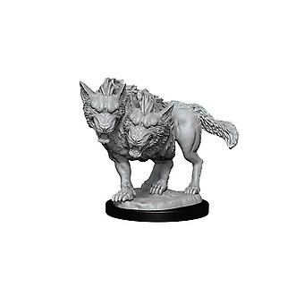D&D Nolzur's Marvelous Unaplicted Minis Death Dog