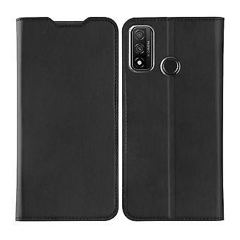 Caso Para Huawei P Smart 2020 Folio Stand Black