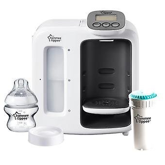 Tommee Tippee Closer To Nature Night & Day Prep Machine Uk Plug