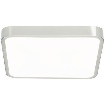 AEG Lampe Mikel LED Plafonnier 38x38cm fer/blanc   1x 24W LED intégré (puce SMD), (1600lm, 3000-6000K)   Échelle A++