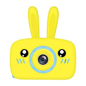 Rabbit Ear Electronic Digital Camera Toys Birthday - Mini 1080p Projector Video