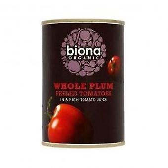 بيونا-العضوية مقشرة طماطم 400 غرام