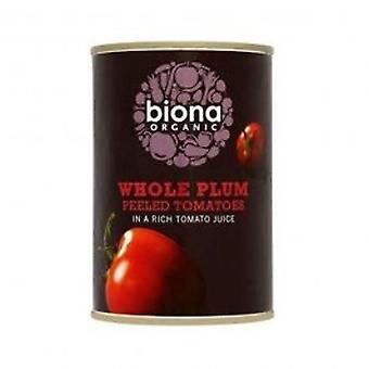 Biona - Organic Peeled Tomatoes 400g