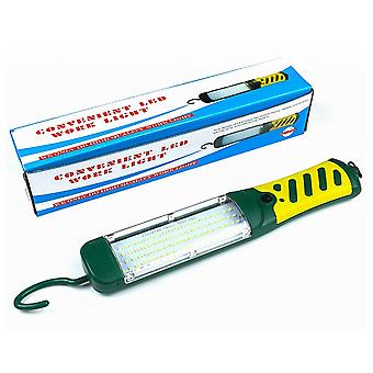 Tragbare Super bright Safety Led Notfallarbeit Licht, Cob 80 Led magnetische Auto