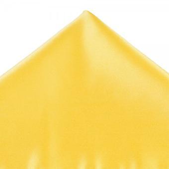 Ties Planet Plain Lemon Giallo Tasca Quadrato Fazzoletto