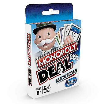 Monopoly Deal Jeu de cartes